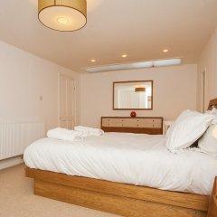 Отель Modern 2 Bed Garden Flat, St Johns Wood комната для гостей фото 3