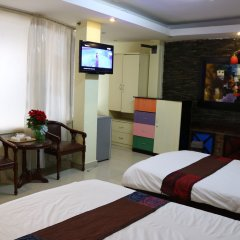 Отель Anna Suong Далат комната для гостей
