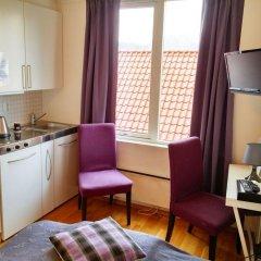 Отель Marken Guesthouse Берген в номере