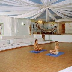 Отель Kalypso Cretan Village Resort & Spa фитнесс-зал фото 2