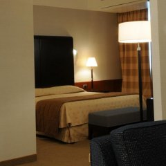 Flyon Hotel комната для гостей