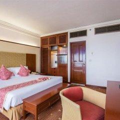 Отель Ambassador City Jomtien Pattaya - Ocean Wing комната для гостей