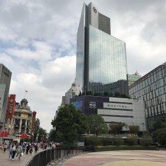 Отель Sofitel Shanghai Hyland Китай, Шанхай - отзывы, цены и фото номеров - забронировать отель Sofitel Shanghai Hyland онлайн спортивное сооружение