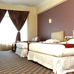 Zabu Thiri Hotel комната для гостей