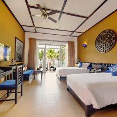 Отель Hoi An Beach Resort комната для гостей фото 3