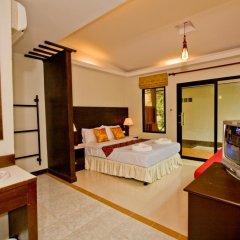 Отель Golden Bay Cottage комната для гостей фото 3