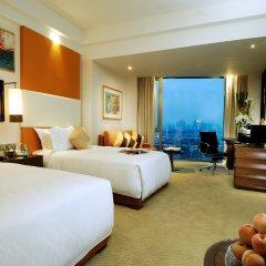Отель Grand Millennium HongQiao Shanghai комната для гостей фото 2