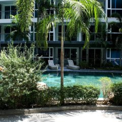 Отель Centara Avenue Residence by Towers Паттайя бассейн