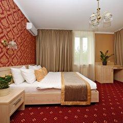Гостиница Апельсин на Тульской комната для гостей фото 3