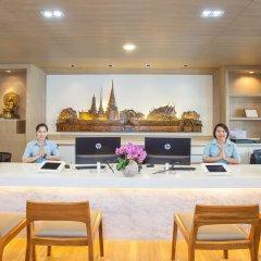 Отель New Siam Palace Ville питание