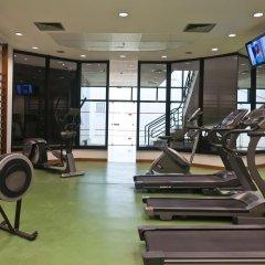Отель Hf Ipanema Park Порту фитнесс-зал фото 3