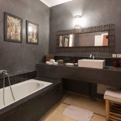 Отель Riad Alegria Марокко, Марракеш - отзывы, цены и фото номеров - забронировать отель Riad Alegria онлайн ванная
