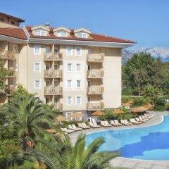 Akka Claros Турция, Кемер - отзывы, цены и фото номеров - забронировать отель Akka Claros онлайн бассейн фото 3