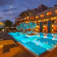 Отель Lopesan Baobab Resort бассейн фото 3