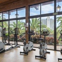 Maritim Hotel Tenerife фитнесс-зал фото 3
