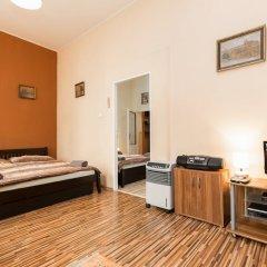 Отель Letná Чехия, Прага - отзывы, цены и фото номеров - забронировать отель Letná онлайн комната для гостей фото 2