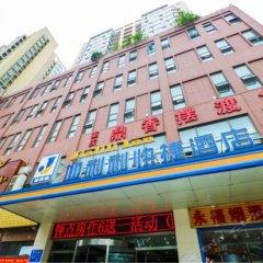 Xian Jialili Express Hotel Huancheng East Road Branch вид на фасад фото 3