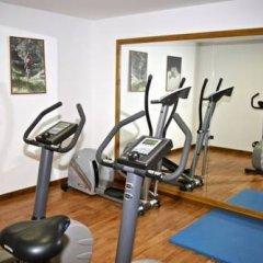 Отель Albares фитнесс-зал фото 2