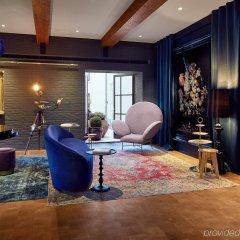 Hotel Pulitzer Amsterdam интерьер отеля