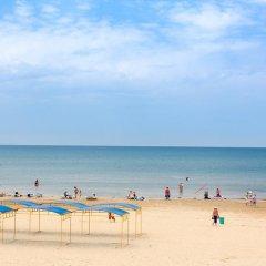 Гостиница Робинзон пляж фото 2