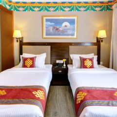 Отель Lotus Gems Непал, Катманду - отзывы, цены и фото номеров - забронировать отель Lotus Gems онлайн комната для гостей фото 5