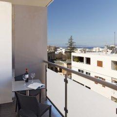 Отель Butterfly Hotel Греция, Родос - отзывы, цены и фото номеров - забронировать отель Butterfly Hotel онлайн балкон