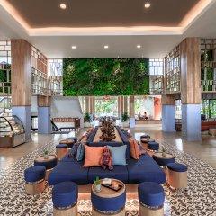 Отель Bandara Resort & Spa Таиланд, Самуи - 2 отзыва об отеле, цены и фото номеров - забронировать отель Bandara Resort & Spa онлайн интерьер отеля