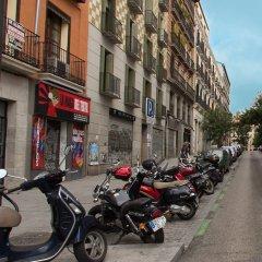 Отель Alvaro Residencia Испания, Мадрид - отзывы, цены и фото номеров - забронировать отель Alvaro Residencia онлайн парковка
