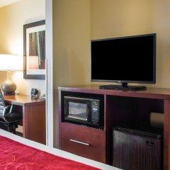 Отель Comfort Suites Columbus West - Hilliard США, Колумбус - отзывы, цены и фото номеров - забронировать отель Comfort Suites Columbus West - Hilliard онлайн удобства в номере фото 2