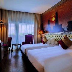 Отель Grand Mercure Yogyakarta Adi Sucipto Индонезия, Слеман - отзывы, цены и фото номеров - забронировать отель Grand Mercure Yogyakarta Adi Sucipto онлайн комната для гостей