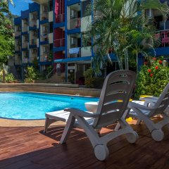 Отель Le Tong Beach бассейн фото 2