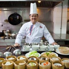 Trang Hotel Bangkok питание
