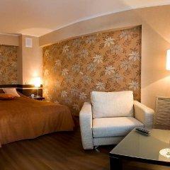 Гостиница Спутник Стандартный номер с двуспальной кроватью фото 15