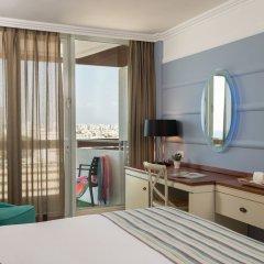 Herods Hotel Tel Aviv by the Beach комната для гостей фото 6