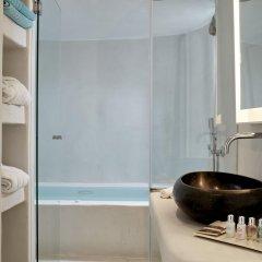 Отель Cosmopolitan Suites Греция, Остров Санторини - отзывы, цены и фото номеров - забронировать отель Cosmopolitan Suites онлайн ванная фото 2