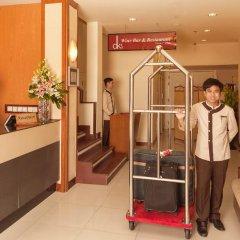 Отель Catina Saigon Хошимин сауна