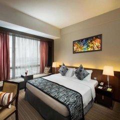 Peninsula Excelsior Hotel Сингапур комната для гостей фото 3