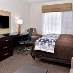 Отель extend a suites удобства в номере