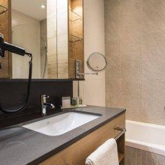 Отель Valentin Австрия, Зёльден - отзывы, цены и фото номеров - забронировать отель Valentin онлайн ванная