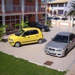 Отель Angelina Hotel & Apartments Греция, Корфу - отзывы, цены и фото номеров - забронировать отель Angelina Hotel & Apartments онлайн парковка
