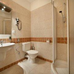 Отель EA Hotel Tosca Чехия, Прага - - забронировать отель EA Hotel Tosca, цены и фото номеров ванная фото 2