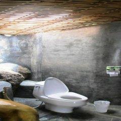 Отель Koh Tao Bamboo Huts Таиланд, Остров Тау - отзывы, цены и фото номеров - забронировать отель Koh Tao Bamboo Huts онлайн ванная