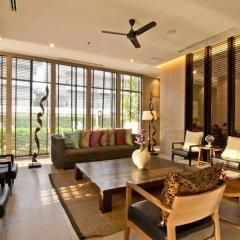 Отель At Mind Serviced Residence Таиланд, Паттайя - 1 отзыв об отеле, цены и фото номеров - забронировать отель At Mind Serviced Residence онлайн интерьер отеля фото 2
