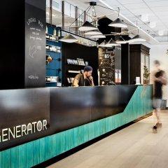 Отель Generator Stockholm Стокгольм интерьер отеля фото 3