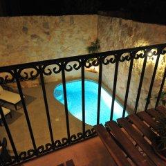 Отель The Stone House Мальта, Сан Джулианс - отзывы, цены и фото номеров - забронировать отель The Stone House онлайн балкон