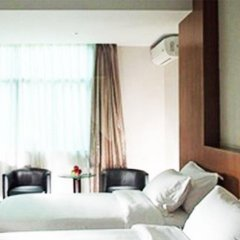 Master Hotel Xixiang комната для гостей