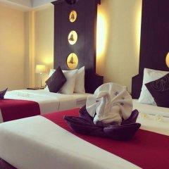 Golden Sea Pattaya Hotel фитнесс-зал фото 2