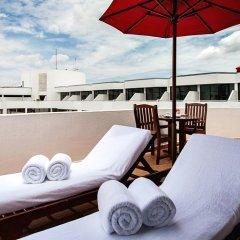Отель Amari Don Muang Airport Bangkok Таиланд, Бангкок - 11 отзывов об отеле, цены и фото номеров - забронировать отель Amari Don Muang Airport Bangkok онлайн балкон