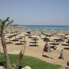 Отель Sentido Mamlouk Palace Resort пляж