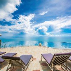Отель Samui Bayview Resort & Spa Таиланд, Самуи - 3 отзыва об отеле, цены и фото номеров - забронировать отель Samui Bayview Resort & Spa онлайн бассейн